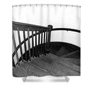 Stairway To Somewhere Shower Curtain