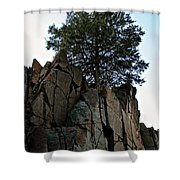 Stand Tall Shower Curtain