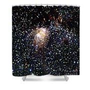 Star Forming Region Shower Curtain