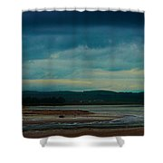 Stormy Morning 2 Shower Curtain