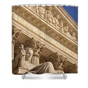 Supreme Court Shower Curtain