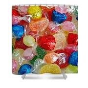Sweet Candies Shower Curtain