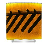 Taos Sundown Shower Curtain