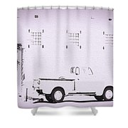 Taos Shower Curtain