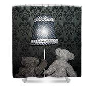 Teddy Bears Shower Curtain