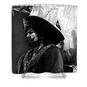 The Buccaneer Shower Curtain