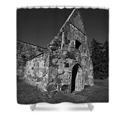 The Church Of The Saint Michael Shower Curtain