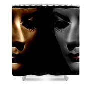 The Divine Shower Curtain