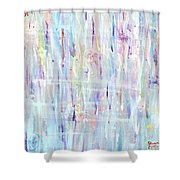 The Sounds Of Rain Shower Curtain