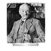 Thomas Hardy (1840-1928) Shower Curtain
