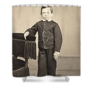 Thomas Tad Lincoln Shower Curtain