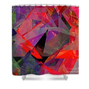 Tower Series 24 Shower Curtain