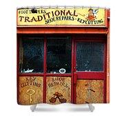 Traditional Ireland Shower Curtain