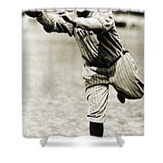 Tris Speaker (1888-1958) Shower Curtain
