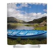 Upper Lake, Killarney National Park Shower Curtain