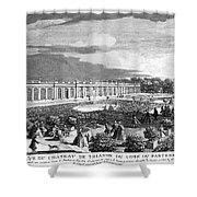 Versailles: Grand Trianon Shower Curtain