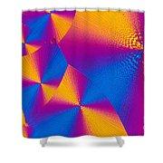 Vitamin H Crystal Shower Curtain