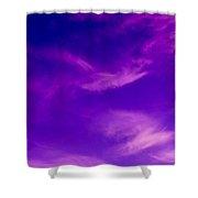 Vivid Sky Shower Curtain