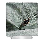 Water Skiing Magic Of Water 27 Shower Curtain
