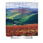 Wicklow Way, Co Wicklow, Ireland Long Shower Curtain