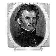 William Beaumont, American Surgeon Shower Curtain