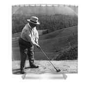 William Howard Taft Shower Curtain