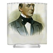 William Lloyd Garrison Shower Curtain