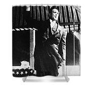 William Randolph Hearst Shower Curtain