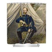 William Tecumseh Sherman Shower Curtain