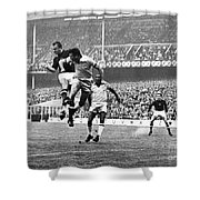 World Cup, 1966 Shower Curtain