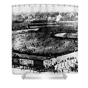 World Series, 1903 Shower Curtain
