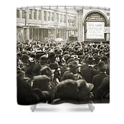 World Series, 1911 Shower Curtain