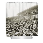 World Series, 1924 Shower Curtain