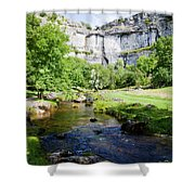Yorkshire Dales National Park Shower Curtain