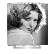 Clara Bow (1905-1965) Shower Curtain