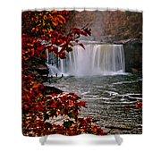 Cumberland Falls Ky Shower Curtain
