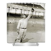 Jim Thorpe (1888-1953) Shower Curtain