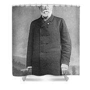 John C. Fremont (1813-1890) Shower Curtain