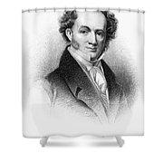 Martin Van Buren (1782-1862) Shower Curtain