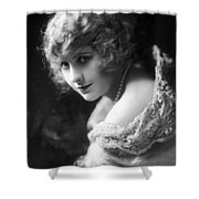 Pearl White (1889-1938) Shower Curtain