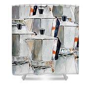 11 Moka Shower Curtain