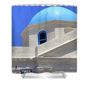 Mykonos Shower Curtain