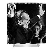Richard Nixon (1913-1994) Shower Curtain