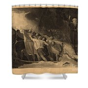 Shakespeare: Tempest Shower Curtain