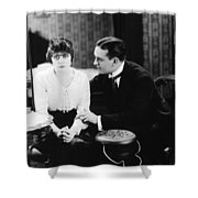 Theda Bara (1885-1955) Shower Curtain by Granger