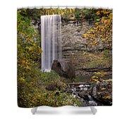 Waterfall Shower Curtain
