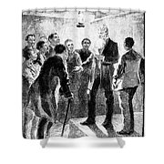 John Brown (1800-1859) Shower Curtain by Granger