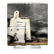 Storm Clouds Saskatchewan Shower Curtain