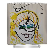1234 Shower Curtain