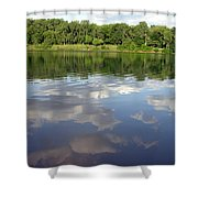 1262-1 Shower Curtain